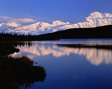 Wonder Lake, Denali National Park and Preserve, Alaska  -  Michio Hoshino