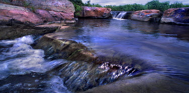 Beaver Creek Falls, Minnesota  -  Jim Brandenburg