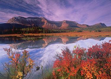 Sofa Mountain, Waterton Lakes National Park, Alberta, Canada  -  Tim Fitzharris
