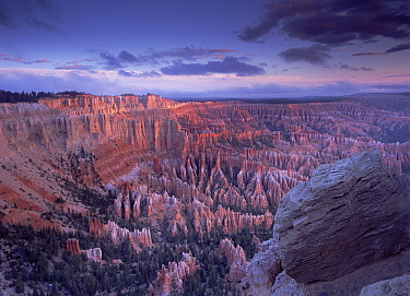 Amphitheater from Bryce Point, Bryce Canyon National Park, Utah
