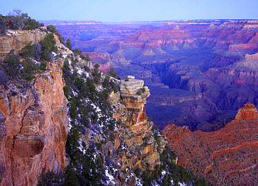 Yaki Point, Grand Canyon National Park, Arizona  -  Tim Fitzharris