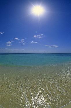Bacardi Beach, Cayo Levantado, Dominican Republic, Caribbean  -  Konrad Wothe