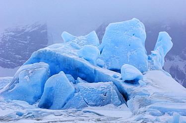 Iceberg, Weddell Sea, Antarctica  -  Jan Vermeer
