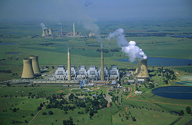 Kriel Power Station, South Africa  -  Richard Du Toit