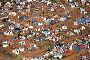 Informal settlement, Gauteng, South Africa  -  Richard Du Toit