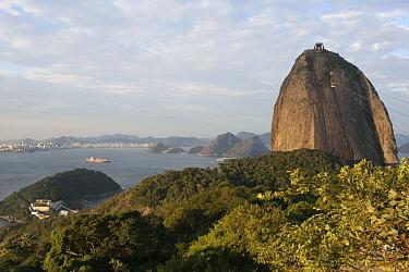 Sugarloaf Mountain, Rio de Janeiro, Brazil  -  Pete Oxford