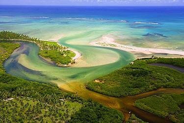 Tatuamunha River estuary, Brazil  -  Luciano Candisani