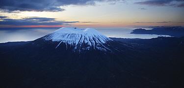 Mount Edgecumbe, Glacier Bay National Park, Sitka, Alaska  -  Matthias Breiter