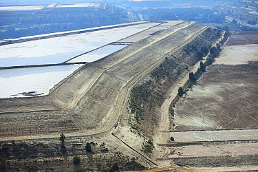Mine dumps, Johannesburg, Gauteng, South Africa  -  Richard Du Toit