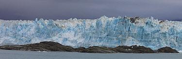 Terminus of the Hubbard Glacier in Disenchantment Bay, Wrangell St. Elias National Park, Alaska  -  Matthias Breiter