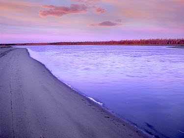 River of Many Tides, Kouchabouguac National Park, New Brunswick, Canada  -  Tim Fitzharris