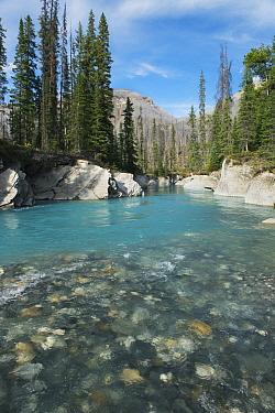 Vermillion River, Kootenay National Park, British Columbia, Canada  -  Kevin Schafer
