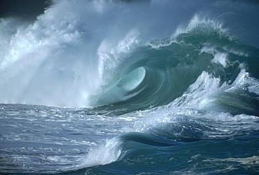 Waves, Baja California, Mexico  -  Bob Barbour
