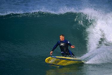 Kevin Miske, central coast, California  -  Bob Barbour