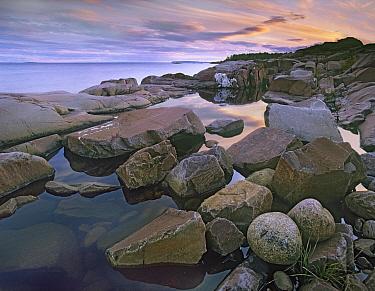 Red Rock Point, Georgian Bay, Lake Huron, Ontario, Canada  -  Tim Fitzharris