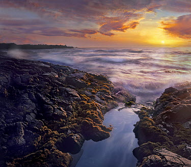 Wawaloli Beach, Big Island, Hawaii  -  Tim Fitzharris