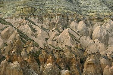 Volcanic landscape, Cappadocia, Turkey  -  Natalia Paklina/ Buiten-beeld