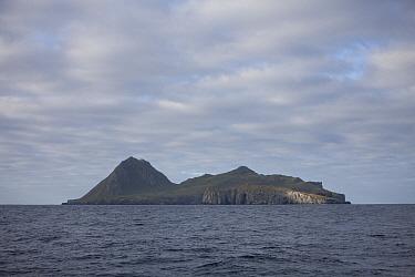 Nightingale Island, a remote volcanic island in the Atlantic Ocean, Tristan da Cunha  -  Lex van Groningen/ Buiten-beeld