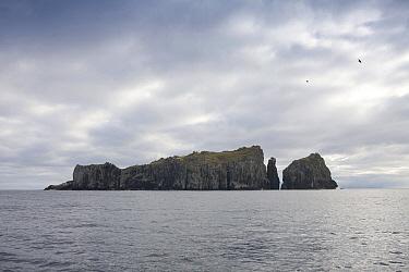 Stoltenhoff Island, part of the Nightingale Islands in the Atlantic Ocean, Tristan da Cunha  -  Lex van Groningen/ Buiten-beeld