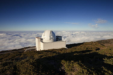 Star observatory, La Palma Island, Spain  -  Bendiks Westerink/ Buiten-beeld