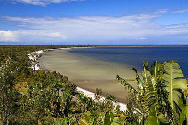 Pangalanes Canal, eastern Madagascar  -  Konrad Wothe