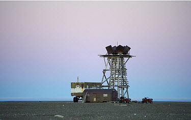 Research station, Wrangel Island, Russia  -  Sergey Gorshkov