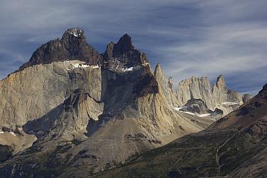 Cuernos del Paine, Torres del Paine National Park, Chile  -  Matthias Breiter