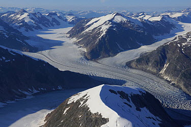 Glacier, Juneau, Alaska  -  Hiroya Minakuchi