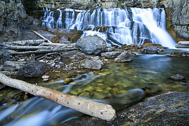 Granite Falls in the Bridger-Teton National Forest, Wyoming  -  Drew Rush/ NatGeo Image Col.