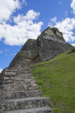 El Castillo, Mayan ruins, Xunantunich, Belize  -  Scott Leslie