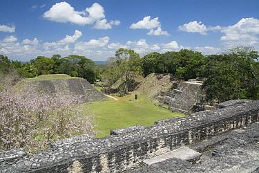 Xunantunich ancient Mayan archaeological site, Belize  -  Scott Leslie
