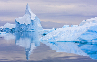 Iceberg, Lemaire Channel, Lemaire Channel, Antarctic Peninsula, Antarctica