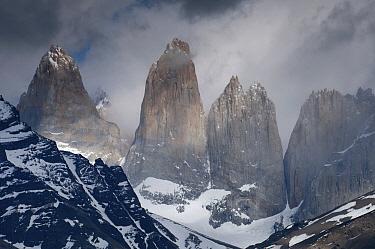 Torres Del Paine, Torres Del Paine National Park, Patagonia, Chile