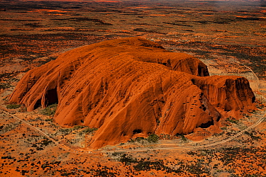 Ayers Rock, Uluru Kata Tjuta National Park, Northern Territory, Australia