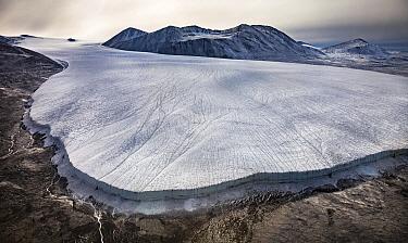 Commonwealth Glacier, Lower Taylor Valley, Dry Valleys, Victoria Land, Antarctica
