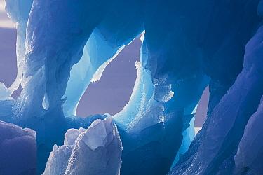 Melting iceberg, Svalbard, Norway