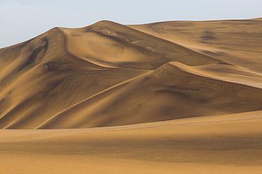 Sand dune in desert, Namibia
