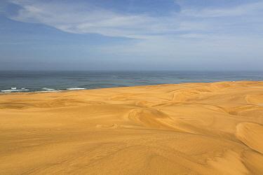 Desert along ocean, Namibia