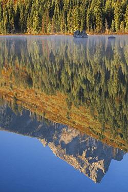 Grand Teton Range reflected in String Lake, Grand Teton National Park, Wyoming