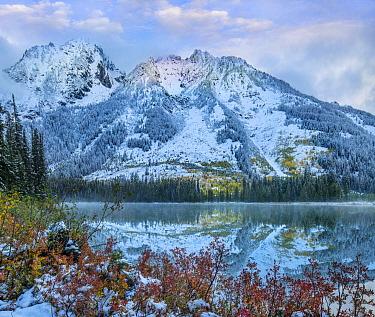 Grand Tetons from String Lake, Grand Teton National Park, Wyoming