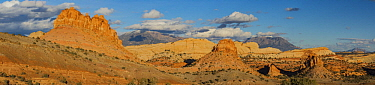 Buttes, Grand Staircase-Escalante National Monument, Utah