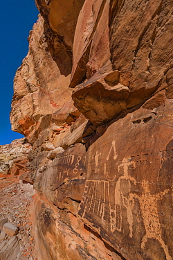 Petroglyphs, Gold Butte National Monument, Nevada