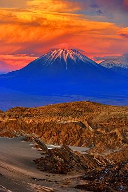 Licancabur Volcano, Atacama Desert, Chile