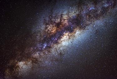 Milky Way, La Silla Observatory, Atacama, Chile