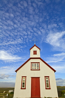 Old church, Grafarkirkja, Iceland