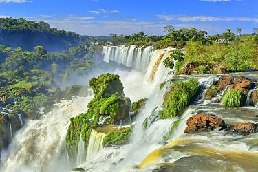 Bosetti Waterfall, Iguacu Falls, Argentina