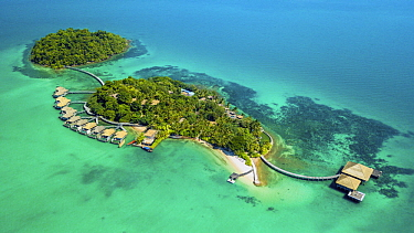 Luxury private island, Song Saa Private Island, Cambodia