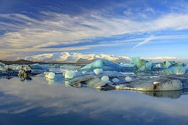 Ice, Jokulsarlon Lagoon, Iceland