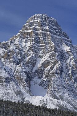 Mount Chephren, Banff National Park, Alberta, Canada