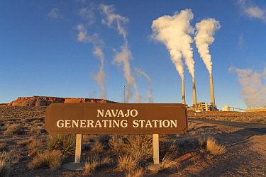 Coal power plant, Page, Arizona